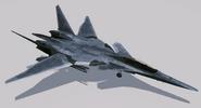 XFA-27 Hangar