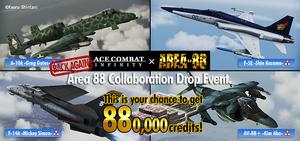 Area 88 Collaboration Back Again