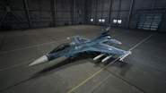 F-2A AC7 Color 6 Hangar