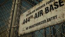 AC7 444th AFB Gate