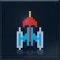 GALAXIAN 01 Infinity Emblem