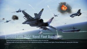 Naval Fleet Assault Loading Screen