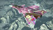 Rafale M -THE IDOLMASTER IORI- Flyby