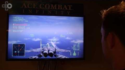 Ace Combat Infinity Preview Interview