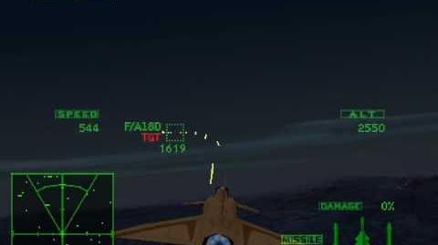 Ace Combat 2 - Operation Midnight Assassin