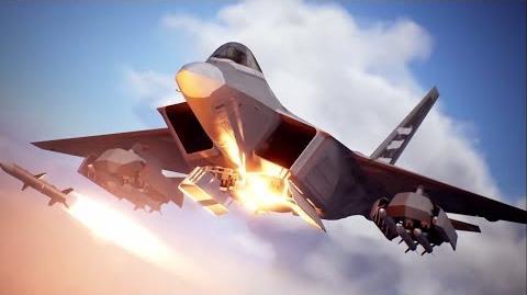 Ace Combat 7 - Trailer legendado (Gamescom 18)