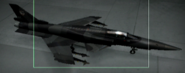 X-29A Razgriz color Hangar