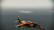 AV-8B Inferno Skin ver 2