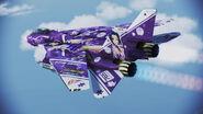 F-14D -AZUSA- Side