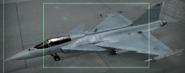 Gripen C Osea color Hangar