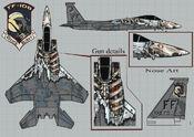 F-15C Death Rider design