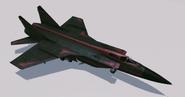 "MiG-31B ""Schwarze"" Skin Hangar"