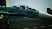 Spare Squadron Su-33 Flanker-D
