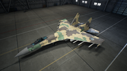 Su-35S AC7 Color 4 Hangar