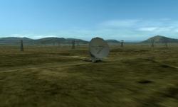 The radar network in Four Horsemen