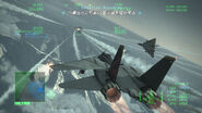 AC6 Team Battle Selumna Peaks Gameplay 2