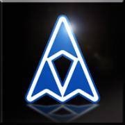 ISAF AF emblem