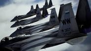 LRSSG F-15C Formation