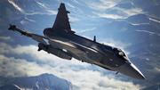 AC7 Gripen E Loading Screen