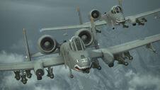 A-10A -THUNDER SHARK-