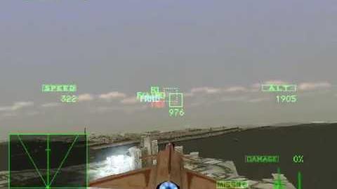 Ace Combat 2 - Operation Sledgehammer