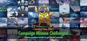 Campaign Mission Challenge banner