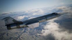 F-104C -Avril- Flyby 2