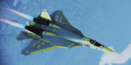 T-50 Event Skin 02 Flyby