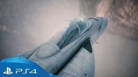 Ace Combat 7 Skies Unknown - Gamescom 2017 Trailer