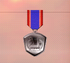 Ace x2 sp medal guadian of san francisco