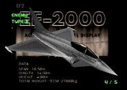 EF-2000 color Enemy Type B (AC2)