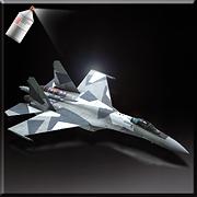Su-35 Event Skin 02 - Icon
