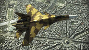 ACAH Su-37 Color 1 Flyby 5