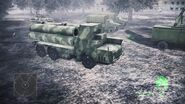 Russian S-300 SAM