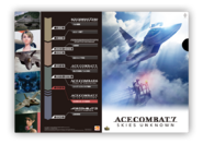 AC7 Yodobashi Folder