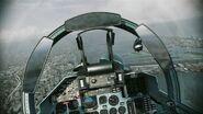 ACAH Su-33D Cocpkit