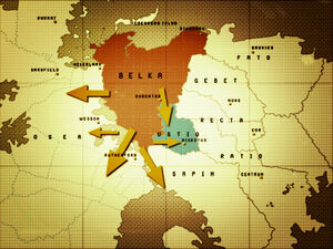Belkan War Expansion Map