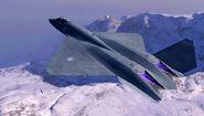 YF-23 ACX Flyby 3