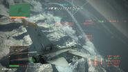 AC6 Battle Royale Selumna Peaks Gameplay (JP)