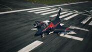 AC7 Mirage 2000-5 Special Skin Runway