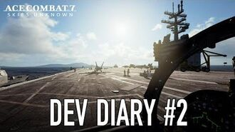 Ace Combat 7 Skies Unknown - PS4 XB1 PC - Dev Diary 2