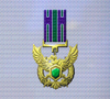 Ace x mp medal gold roc
