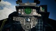 F-4E AC7 Cockpit