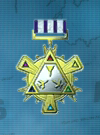 AC3D Medal 15 Special Collector