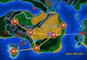 Air Combat mission select screen