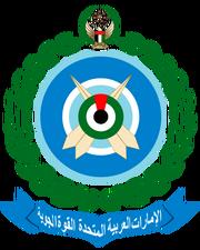 UAE AF emblem