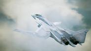 X-02S Strike Wyvern Flyby No Emblem 12