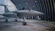 AC7 Rafale M Hangar