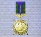 Ace x mp medal golden phoenix