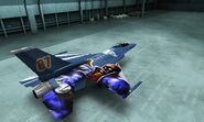 F-16C Captain Falcon Hangar 3